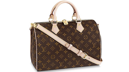 Louis Vuitton - SPEEDY 30 MONOGRAM borse